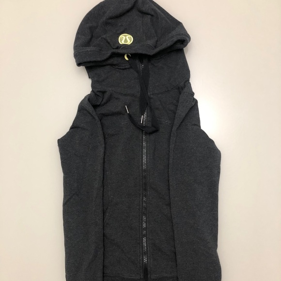 Lululemon zip up workout scuba hoodie